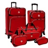 Beverly Hills Country Club San Vincente 5-Piece Luggage Set