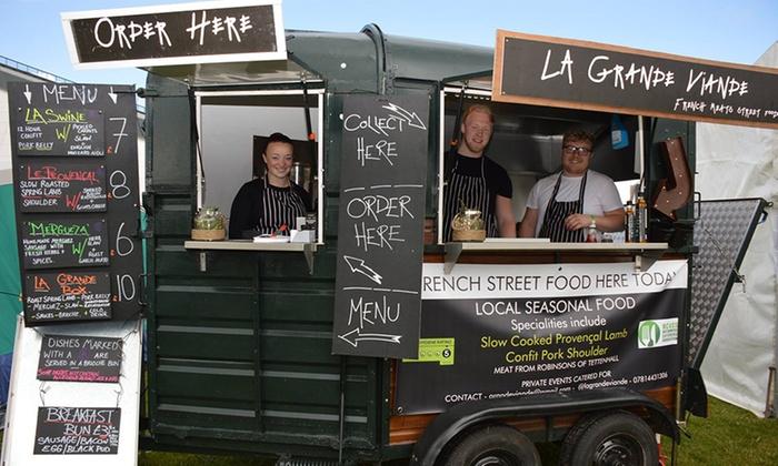 Telford Food Festival  Tickets