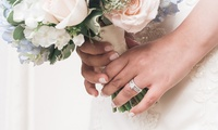 The Corsage or The Bouquet Wedding Photography Package from New Garden Photography (Up to 53% Off)