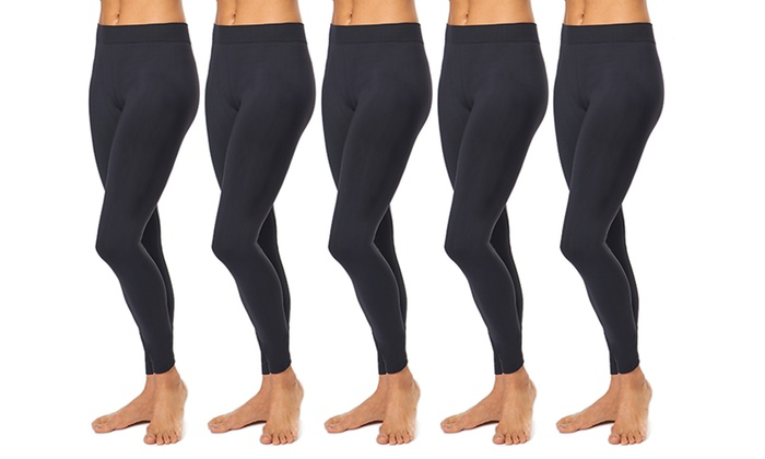 Women's Leggings (5-Pack)