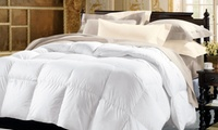 10.5 Tog Feather Duvet from R439 Including Delivery (Up to 66% Off)