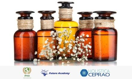 Corso aromaterapeuta professionista a 69,99€euro
