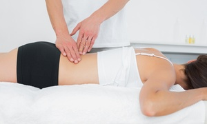 Lightwise Wellbeing-Sarita: 60-Minute Pressure Point Touch Therapy Session for R169 for One at Lightwise Wellbeing-Sarita (Up to 62% Off)