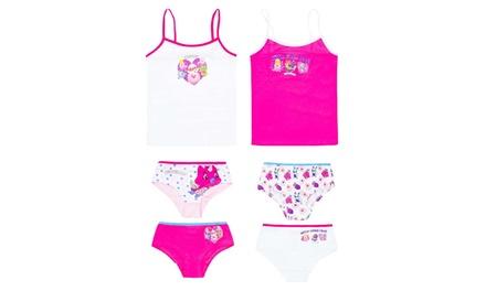 Hatchimals Girls Eight-Piece Underwear Set