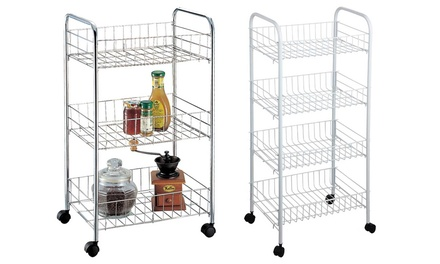 Chef Vida Storage Trolley