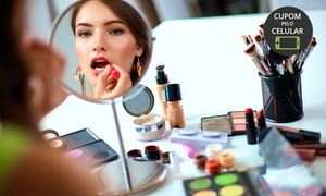 Leila Damázio – Makeup Artist: Curso de automaquiagem básico ou avançado com Leila Damázio Makeup Artist