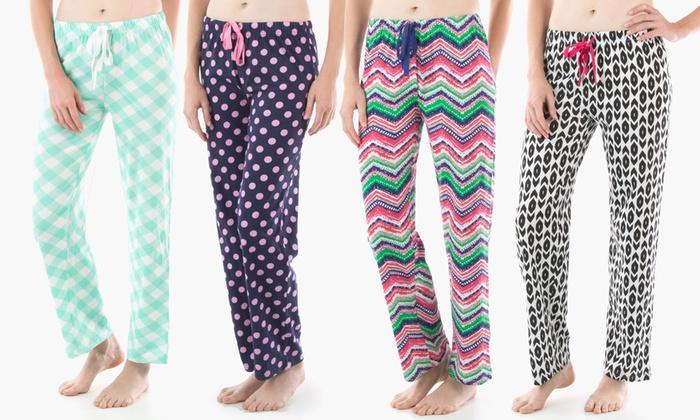 Sociology Knit Pajama Pants (4-Pack)