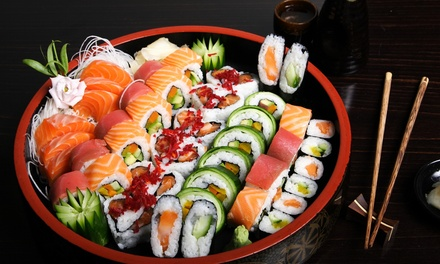 Sushi Platter from R184 for Two at Tataki (Up to 45% Off)