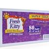 Fresh Kitty Jumbo Litterbox Liners (80-Count)