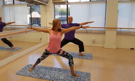 FiveClass Yoga Pass for One $19, or TenClass Pass for Two People $59 at Cremorne Yoga Up to $400 Value