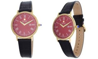 Steinhausen DunnHorizon Swiss Quartz Men's Watch