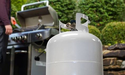 One Propane Tank Refill at Ferrellgas (Up to 56% Off)