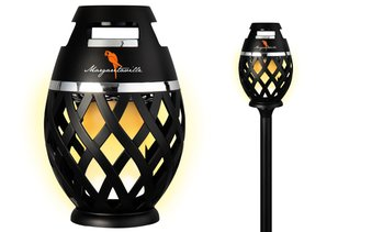 Margaritaville Bluetooth LED Tiki Torch Speaker