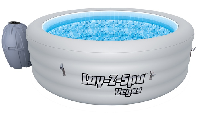 Up To 19 Off Bestway Lay Z Spa Vegas Groupon