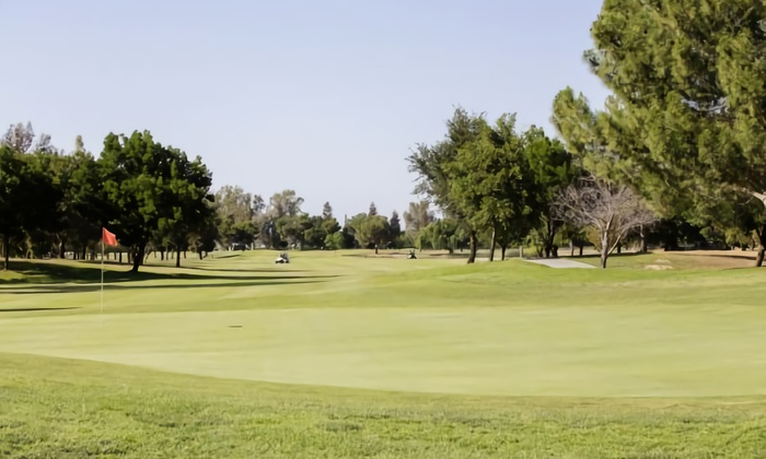 $25 for Round of Golf with Cart at Madera Municipal Golf Course ($43 Value)