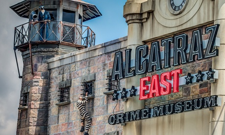 One, Two, or Four VIP Admission Tickets to Alcatraz East Crime Museum (Up to 44% Off)