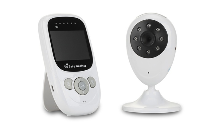 1-Day (NZ): $99 for a Digital Wireless Baby Monitor with 2.4'' Screen and Night Vision