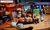 Bardolino Birmingham - Birmingham: Italian-Style Sparkling Afternoon Tea for Two, Four or Six at Marco Pierre White's Bardolino, Birmingham (Up to 33% Off)