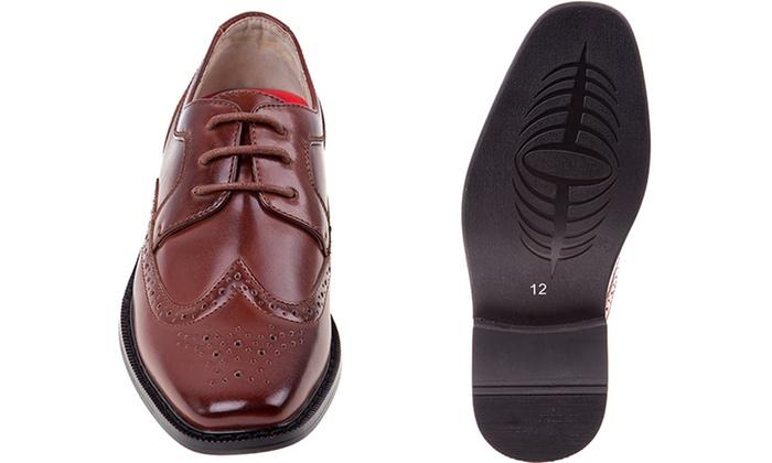 4f3310f841fd ... Joseph Allen Boys  Dress Shoes