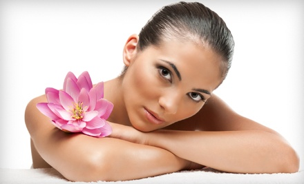 Choice of One or Two Spa or Salon Services at Beauty Heights Salon & Spa (Up to 55% Off)