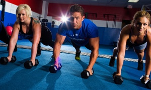 Up to 90% Off Classes at Sherwood Park Fit Body Boot Camp at Sherwood Park Fit Body Boot Camp, plus 6.0% Cash Back from Ebates.