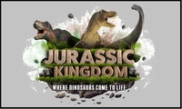 Ticket to Jurassic Kingdom at Birmingham Botanical Gardens, 22 May - 2 June (Up to 30% Off)