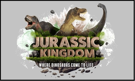 Ticket to Jurassic Kingdom at Leazes Park, Newcastle upon Tyne, Selected Dates, 22 - 29 September (Up to 30% Off)