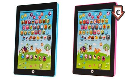 Tablet multifunción de aprendizaje para niños desde 6,99 € (70% de descuento)