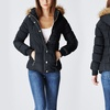 Junior's Quilted Puffer Jacket