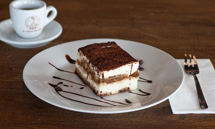 kaffee und kuchen am phoenixsee espresso perfetto am phoenixsee groupon. Black Bedroom Furniture Sets. Home Design Ideas