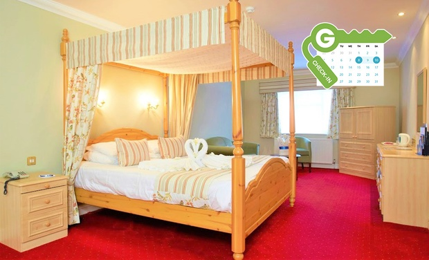 Best Western Consort Hotel - Thurcroft: South Yorkshire: Classic Room for 2 with Breakfast, Dinner and Option for Valentines Party at Best Western Consort Hotel