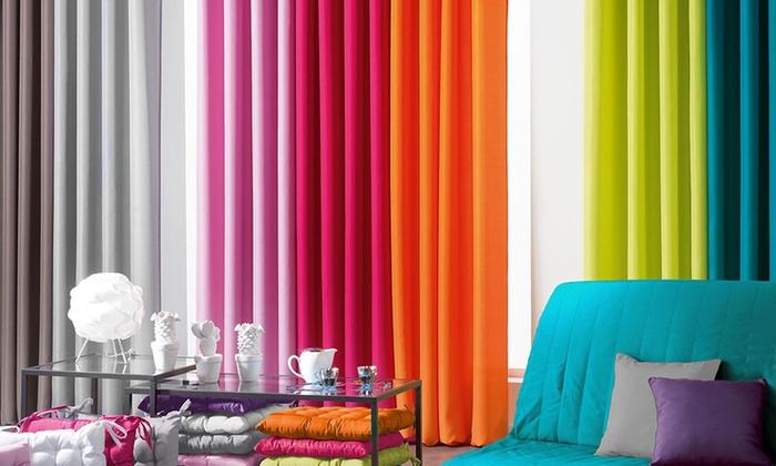 Tenda con passanti groupon goods - Asciugatrice colori diversi ...