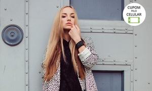 Cássia Fashion Hair: Cássia Fashion Hair – Vila Industrial:corte bordado + escova modeladora (opção com hidratação ou selagem)