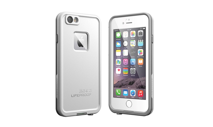 iphone 6 lifeproof lifeproof fre iphone 6 groupon goods 11356