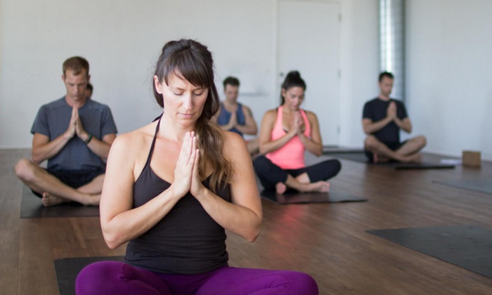 Mosaic Yoga - Golden Hill: 10 Yoga Classes or One Month of Unlimited Classes at Mosaic Yoga (Up to 68% Off)