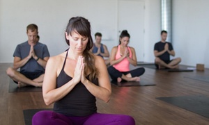 Mosaic Yoga: 10 Yoga Classes or One Month of Unlimited Classes at Mosaic Yoga (Up to 68% Off)