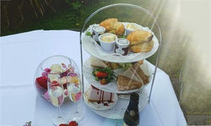 Grand Hotel: Traditional or Sparkling Afternoon Tea for Two, Four or Six at Grand Hotel