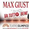 Max Giusti, Roma