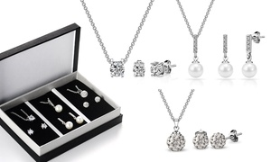 (Exclusive)  Coffret cristaux Swarovski® -81% réduction