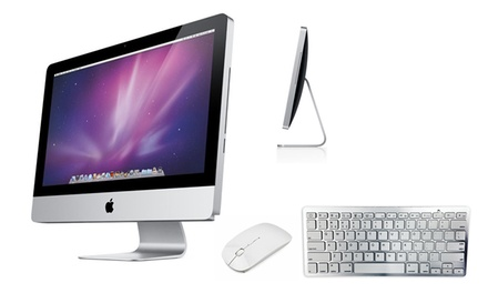 iMac 20' Core 2 Duo  recondicionado com 2 ou 4 GB de RAM opção de teclado e rato desde 399€