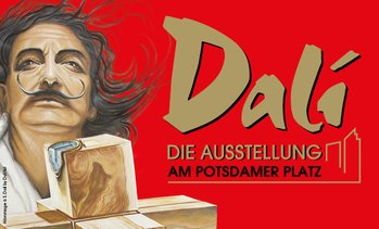 2 Tickets Dalí + Goodie Package