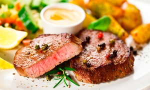 The Bell Inn: Two-Course Gastro Pub Meal for Two or Four at The Bell Inn (Up to 56% Off)
