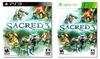 Sacred 3 for Xbox 360 and PS3: Sacred 3 for Xbox 360 and PS3
