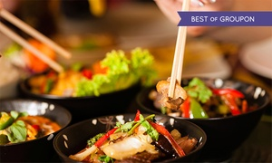 Spice & Dice Thai Restaurant: $17 for $30 Worth of Dinner for Two or More at Spice & Dice Thai Restaurant