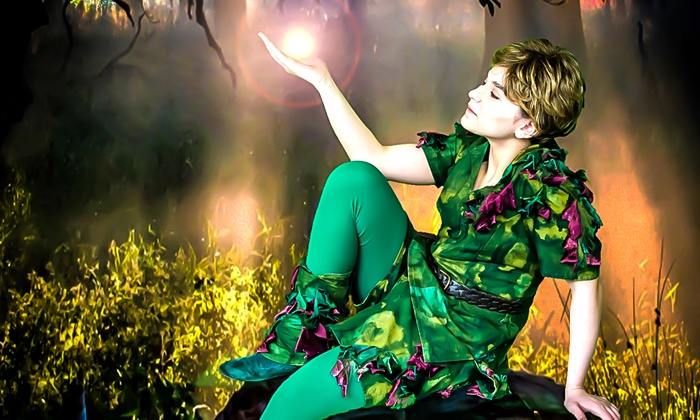"""Pittsburgh Musical Theater - Byham Theater: """"Peter Pan"""" at Byham Theater presented by Pittsburgh Musical Theater, April 23–May 3 (Up to 60% Off)"""