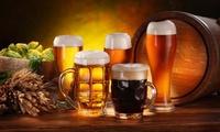 Entrées et dégustation de bière pour 2, 4, 6, 8 ou 10 personnes dès 4,99 € au Musée de la Bière & du Pekek