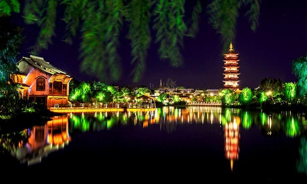 Shanghai: Full Board Tour 2