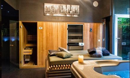 Spa privatif d1h30, 2h ou 3h avec eau/fruit, option champagne et modelage dès 69 € au Spa Rive Droite Quesnoy sur Deûle