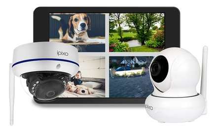WiFi Home Surveillance System