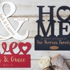 70% Off Custom Painted Wood Decor from Personalized Planet